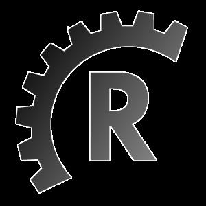 Rudolph Metallbau Sondermaschinenbau Logo favicon