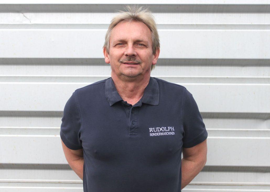 Andree Rudolph - Geschäftsführer / Rudolph Metallbau GmbH in Backnang